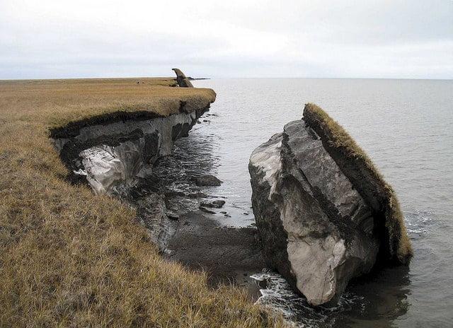 Polscy naukowcy badają jaki jest wpływ klimatu na roztapianie wiecznej zmarzliny