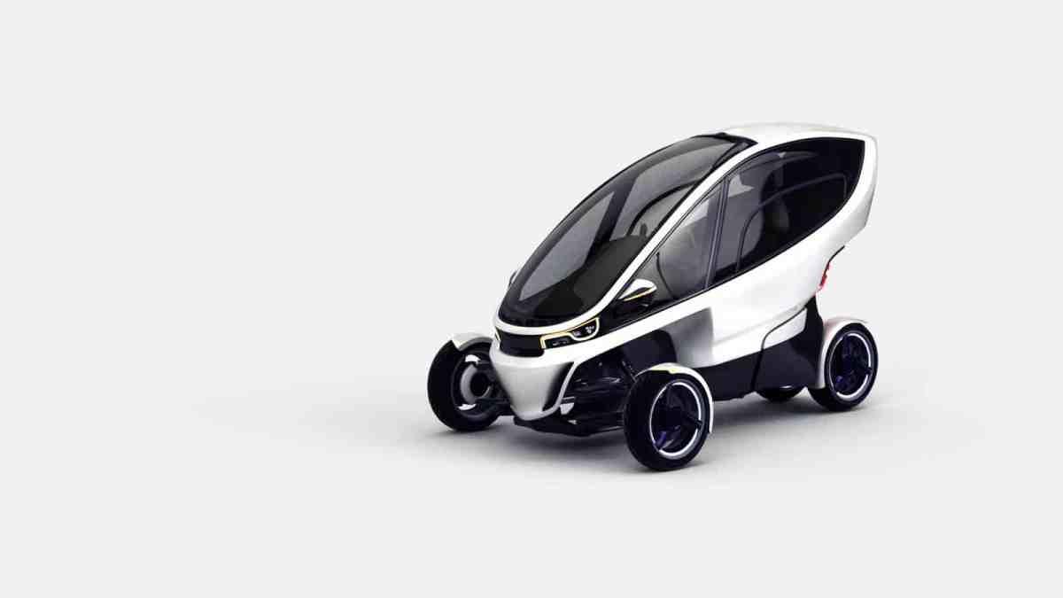Tworzony przez polaków elektryczny pojazd Triggo otrzymał tytuł Polskiego Produktu Przyszłości