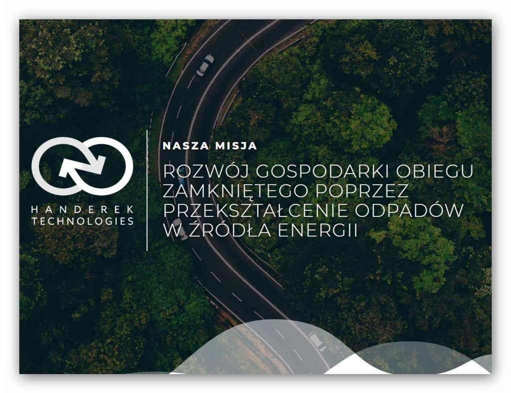 Polska Firma Handerek Technologies Opracowała Unikatową