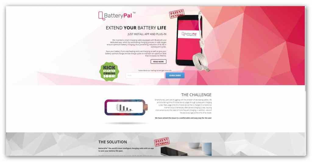 Polacy opracowali BatteryPal. Inteligentny kabel do ładowania z aplikacją, która pozwala oszczędzić baterię