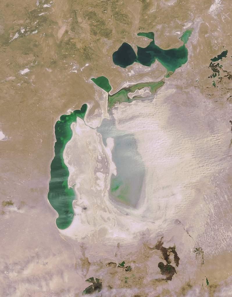Jeziora pozostałe w kwietniu 2008