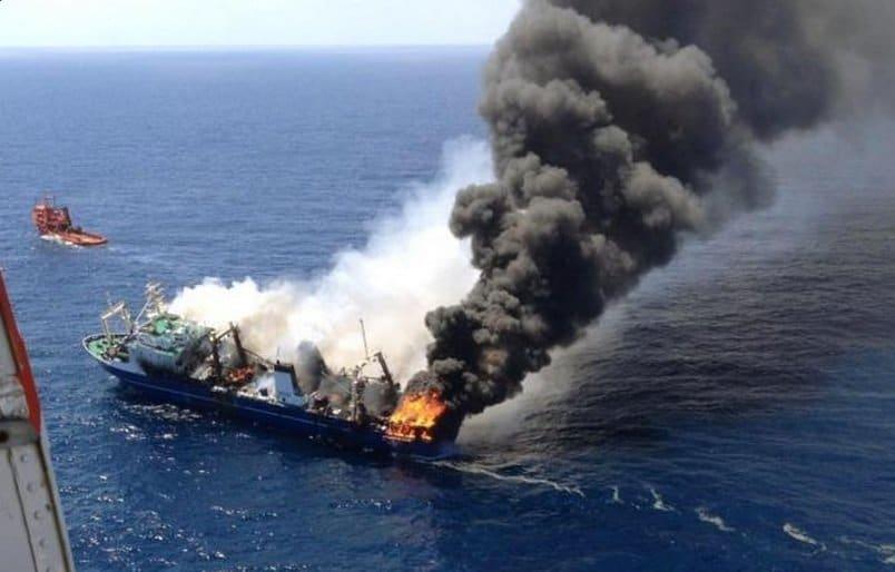 Wyspom Kanaryjskim grozi katastrofa ekologiczna