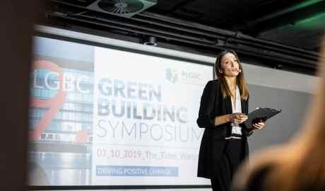 Driving positive change to hasło przewodnie 9. edycji PLGBC Green Building Symposium