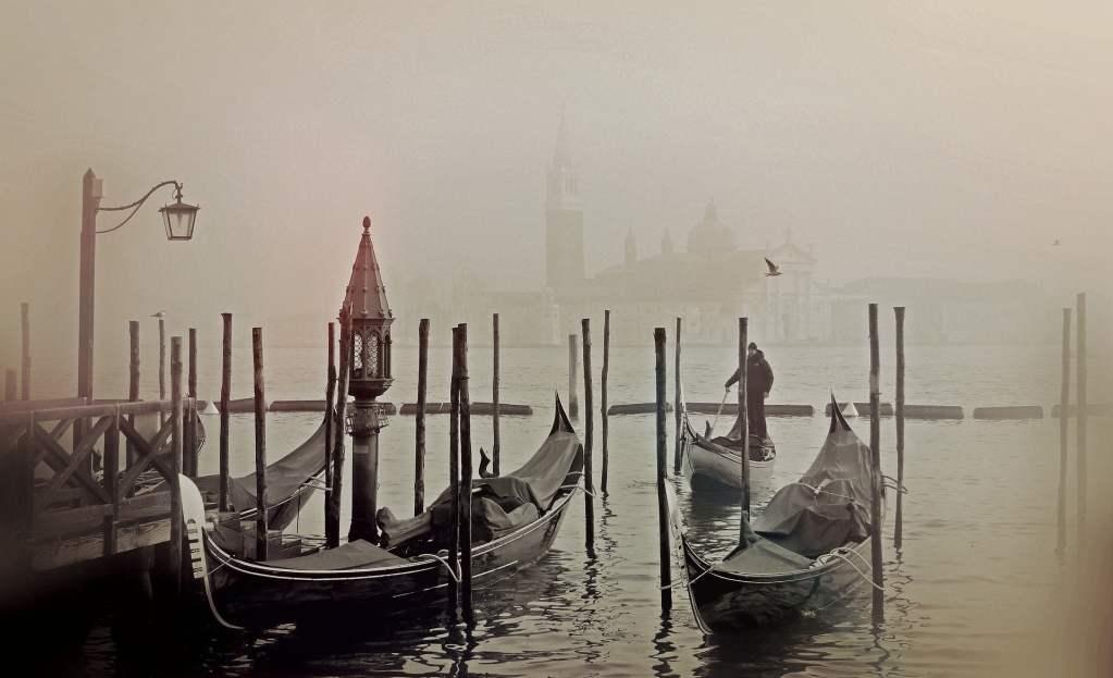 Z powodu zmian klimatycznych zagrożenie powodziowe w Wenecji będzie rosło