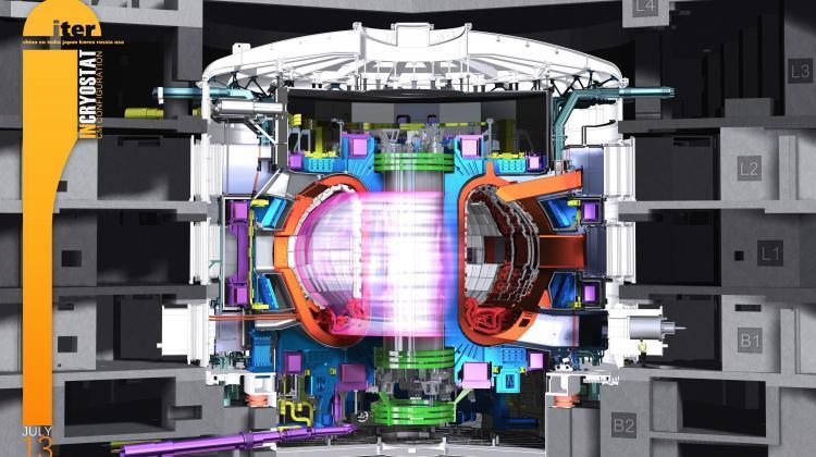 We Francji zainaugurowano budowę eksperymentalnego reaktora termojądrowego ITER