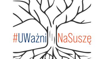 Uczestnicy akcji #UWażniNaSuszę zamieszczając post opatrzony hasztagiem, mogą dzielić się własnymi sposobami na oszczędzanie wody.