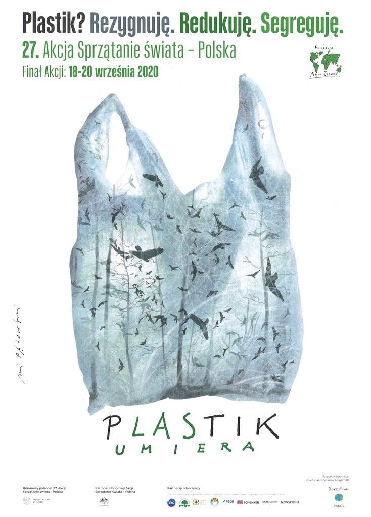 Sprzątanie Świata 2020 / Plastik? Rezygnuję, Redukuję, Segreguję