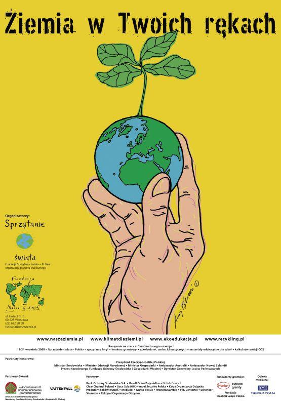 Sprzątanie Świata 2008 / Ziemia w Twoich Rękach