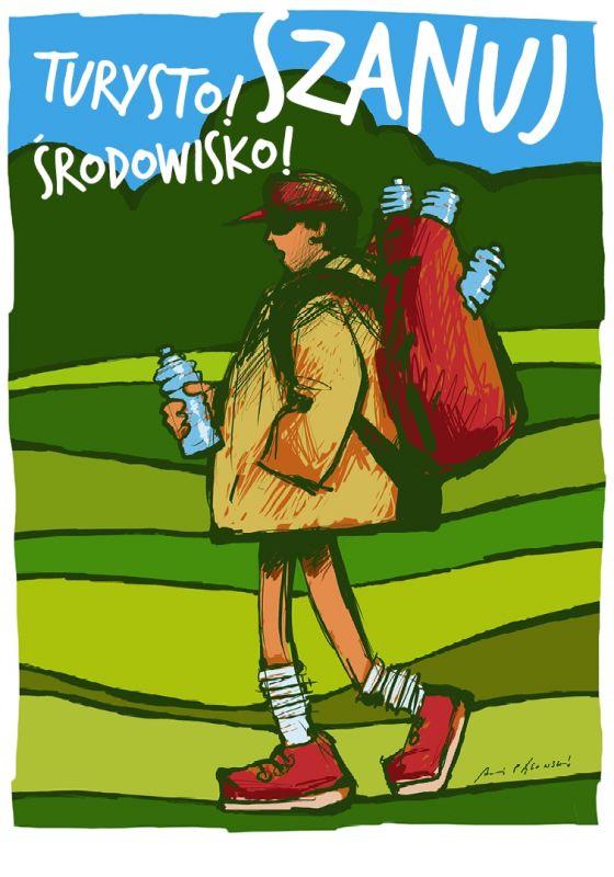 Sprzątanie Świata / Turysto! Szanuj środowisko!