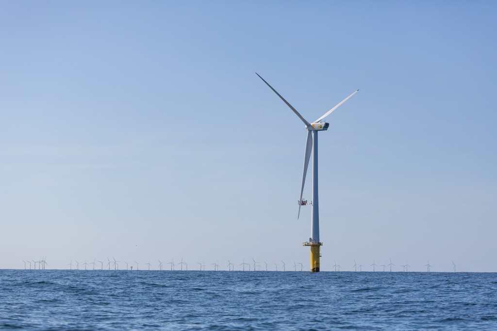 Projekty farm wiatrowych nad Morzem Bałtyckim coraz bardziej zaawansowane