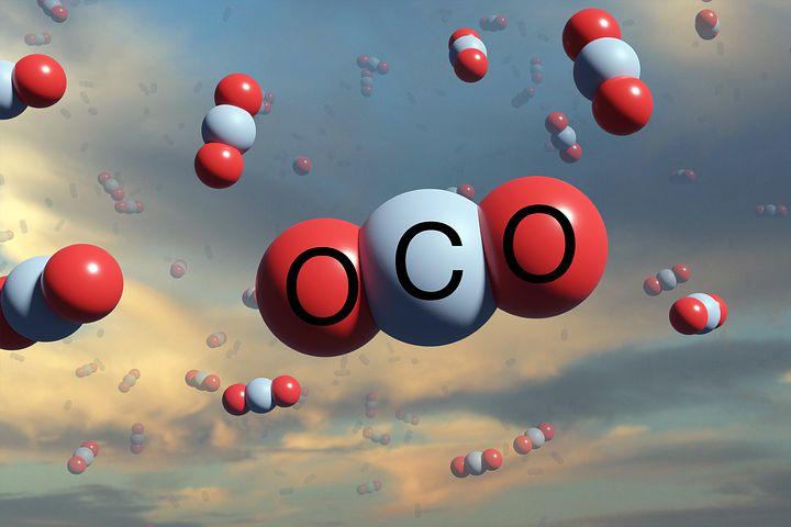Współczesne poziomy CO2 są wyższe niż w jakimkolwiek momencie w ciągu ostatnich 800 tys. lat