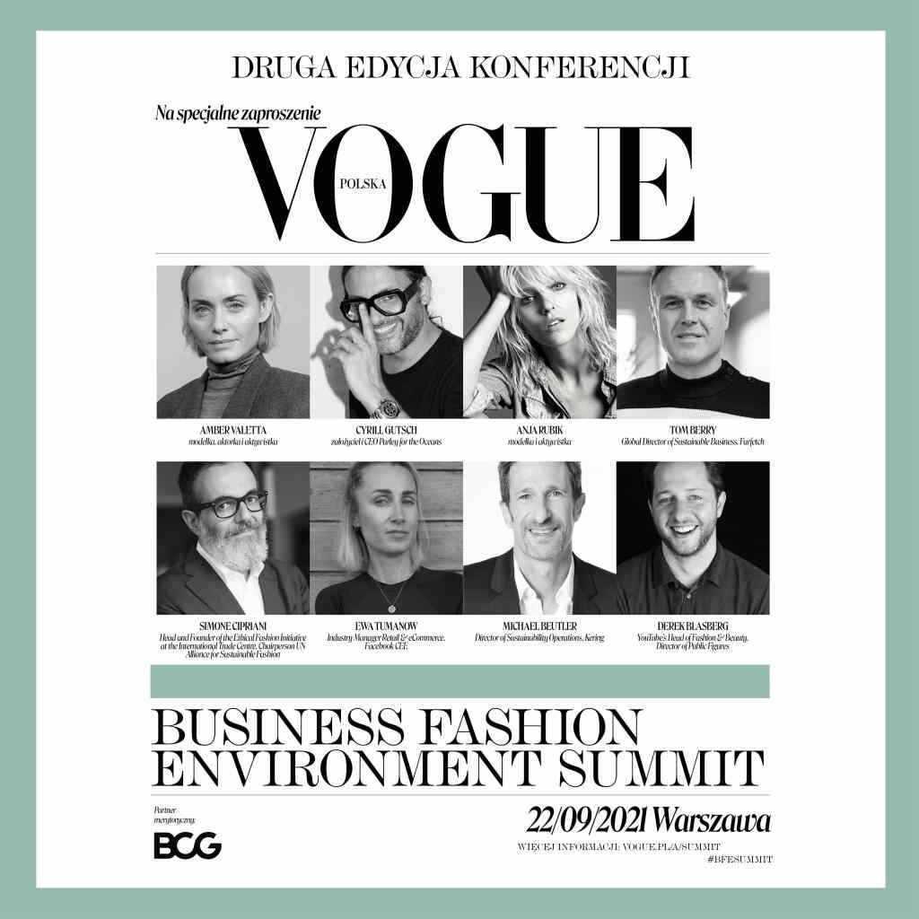 Business Fashion Environment Summit. New Beginning: Rethinking Sustainability