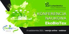 Konferencja Naukowa EkoBioTex