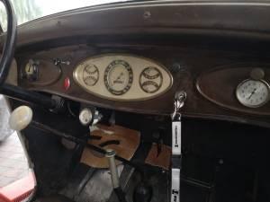 dorobienie klucza do starego samochodu- Plymouth 1933