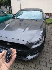 kodowanie drugiego klucza - Mustang z 2017, Katowice
