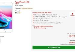 iPhone 8 Vodafone Netz