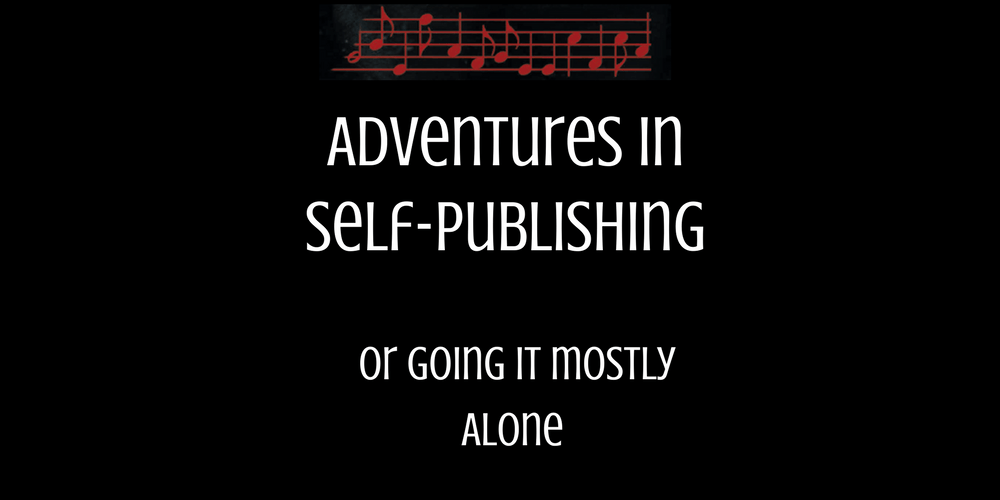 Self-Publishing Part 11: Book Lands on a  Wobbly Platform to the Sounds of Creaking and Crickets