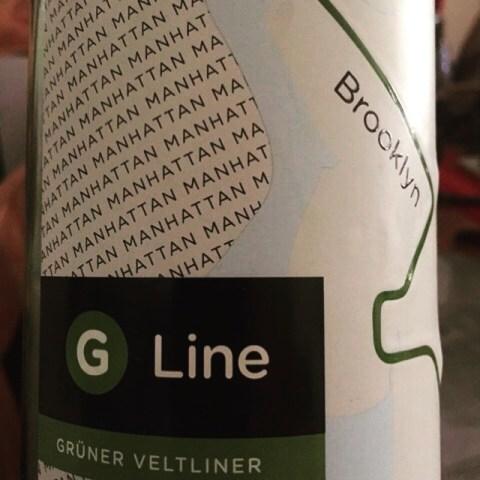 G LIne Grüner Veltliner 2015