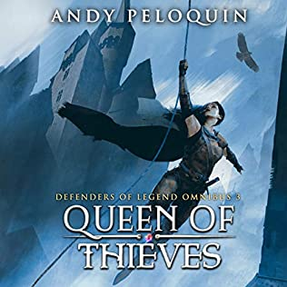 "Cover of ""Queen of Thieves"" Box Set: A Grimdark Sword and Sorcery Fantasy Thief Adventure"