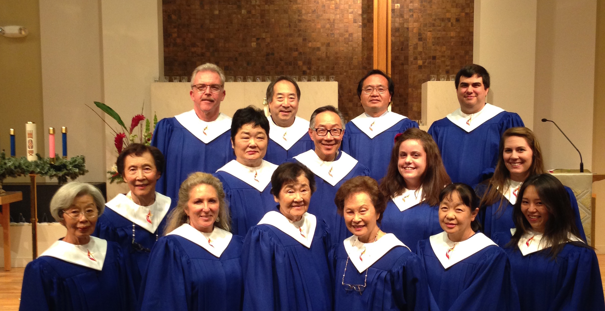 Chancel Choir 2016
