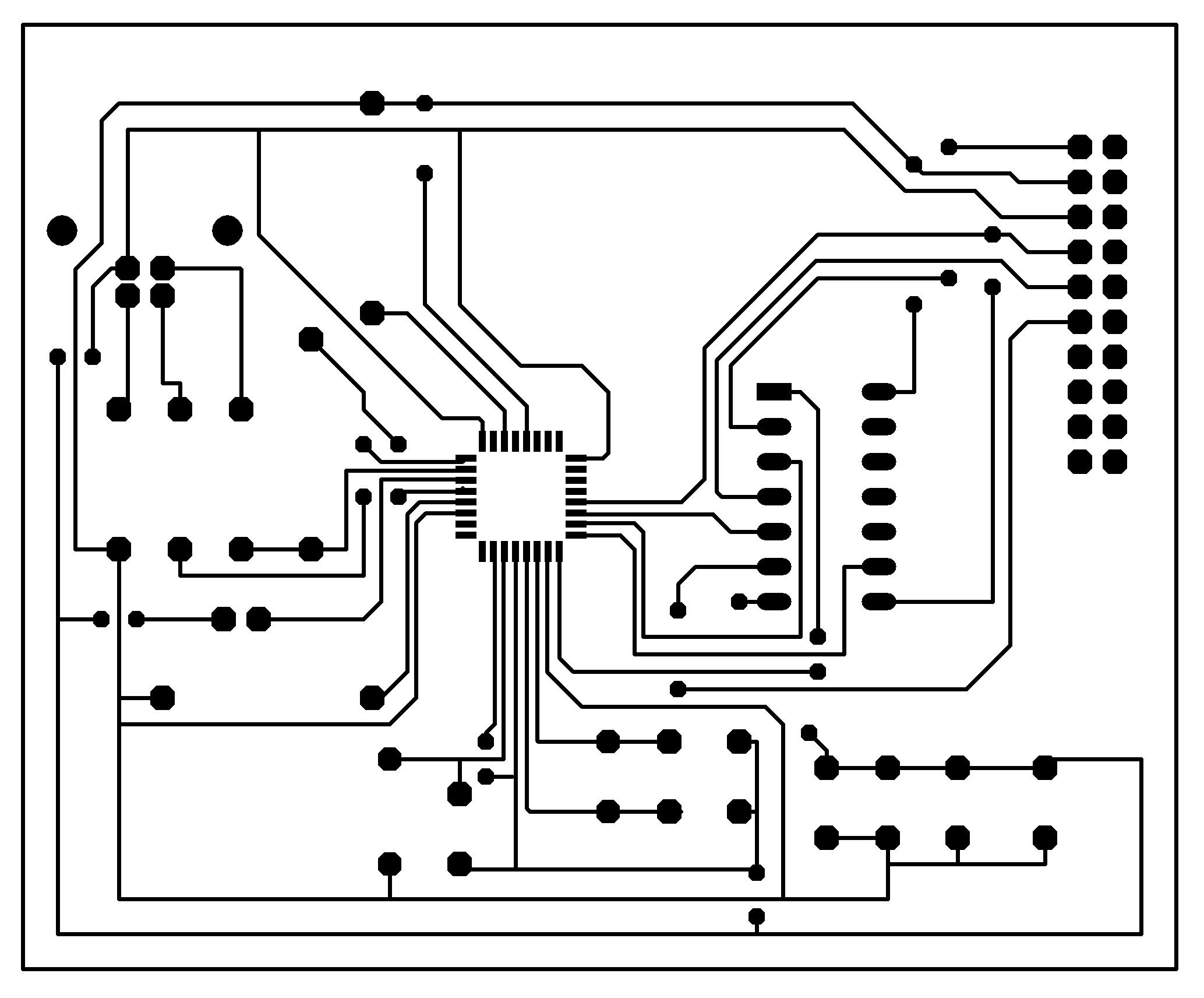 printed circuit board pcb layout