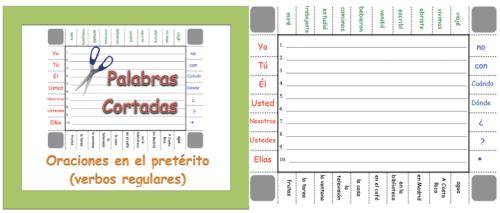 Foreign(World) Language Sentence Writing Activity (French, Spanish) wlteacher.wordpress.com
