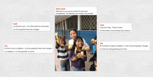 Engaging Foreign (World) Language Use with Padlet (French, Spanish) wlteacher.wprdpress.com