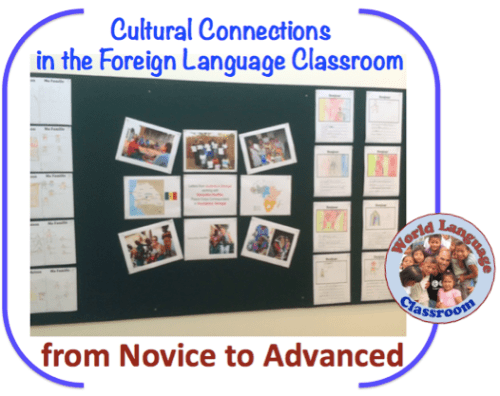 Cultural Connections in the Foreign Language Classroom (French, Spanish) wlteacher.wordpress.com