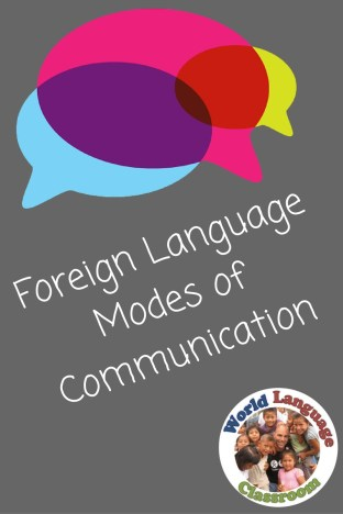 The Importance of Message when Communicating in a Foreign Language (French, Spanish) www.wlclassroom.com