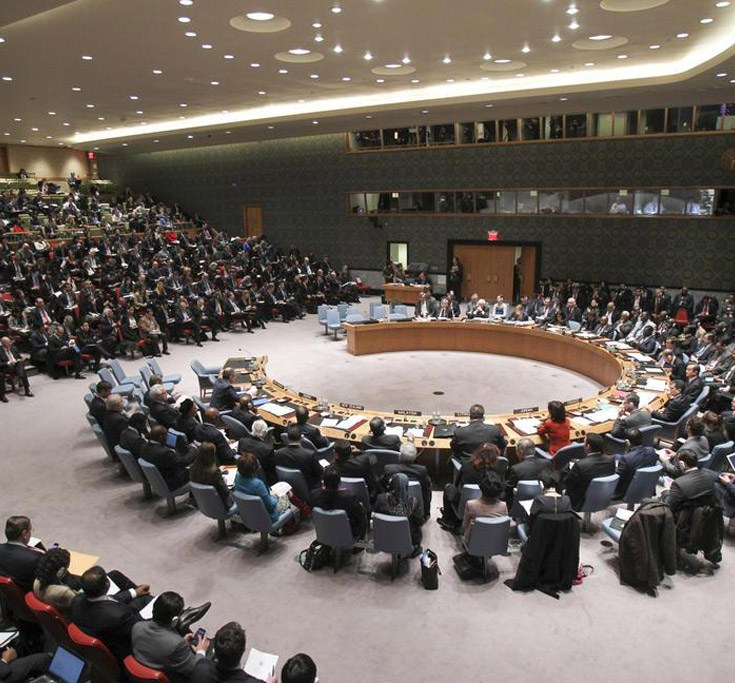 Security Council holds meeting on the maintenance of international peace and security. UN Photo/Devra Berkowitz
