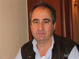 Lebanese armenian Movses Hergelian