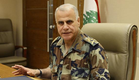 General jean Kahwaji