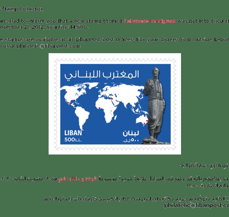 Oil in Lebanon