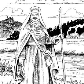 Opowieści Bobrow z Doliny Bobru o Świętej Jadwidze.