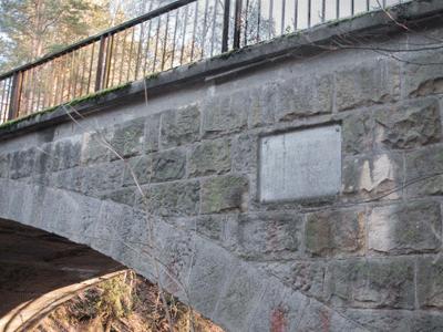 Most z małą tajemnicą