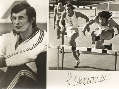 MGR WITOLD SZCZUREK – trener mistrza