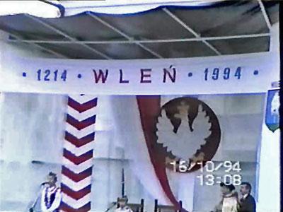 Dni Wlenia 25 lat temu. Wideo