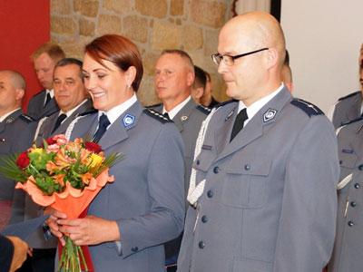 Dziś, w 100. rocznicę powstania Policji świętowali lwóweccy policjanci