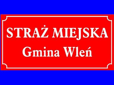 Nowy komendant Straży Miejskiej we Wleniu.