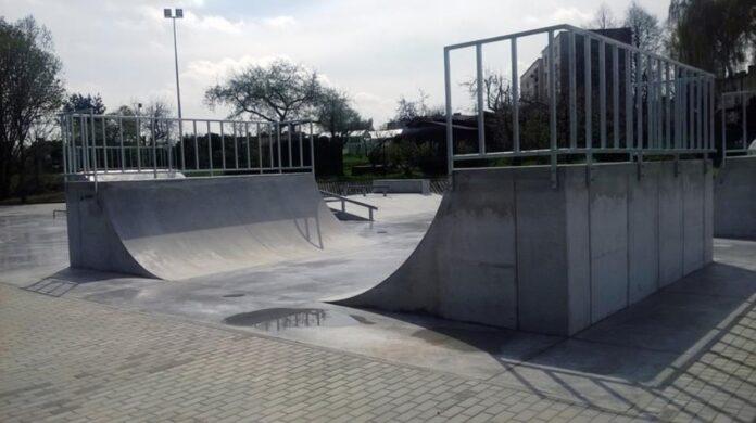Powstanie Skatepark