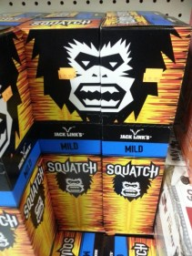 Jack Link's Squatch Jerky is a long stick of hearty protein and reserve power to keep you moving through those outdoor adventures! A box of 24 is $11.99!