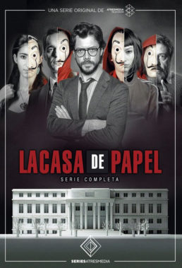 La Casa De Papel Saison 4 Streaming : papel, saison, streaming, Papel, Saison, Streaming, Plifacigos