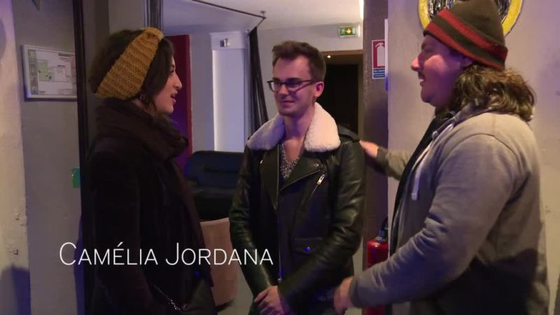 «Les Petits Concerts MTV Pulse» avec Camélia Jordana à Tours