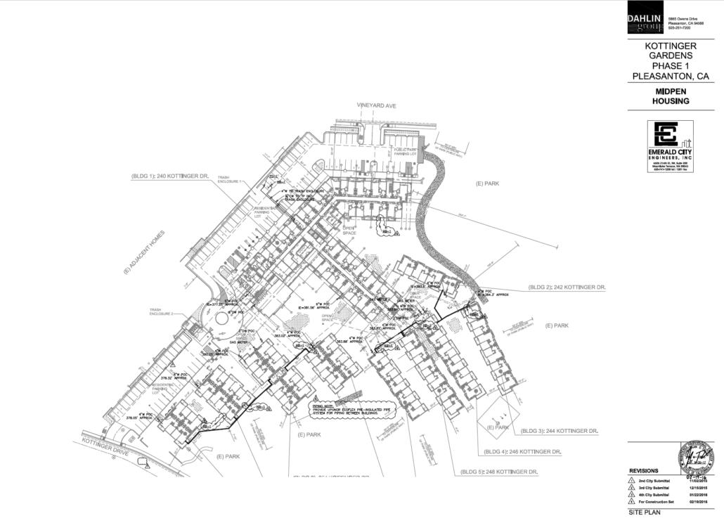 Kottinger Garden, Pleasanton