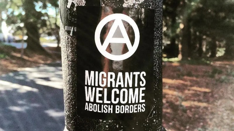 Migrants welcome