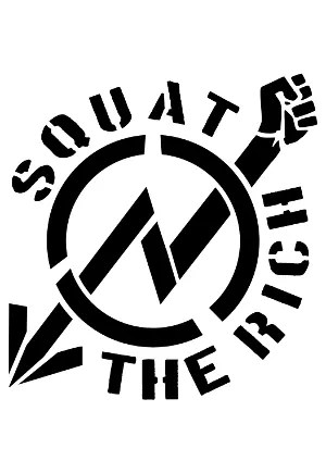 Squat les riches