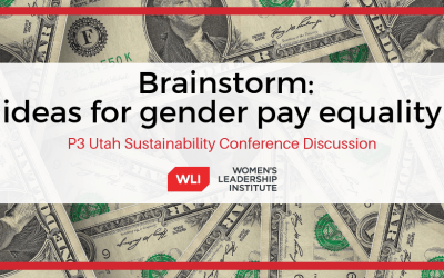 P3 Conference: ideas for wage gap improvements