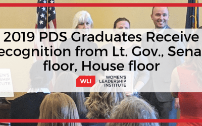 Political Development Series graduates receive recognition from Senate floor, House floor, Lt. Gov.