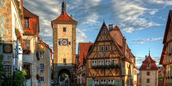 © Rothenburg Tourismus Service / Willi Pfitzinger