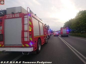 Fot. OSP Tarnowo Podgórne